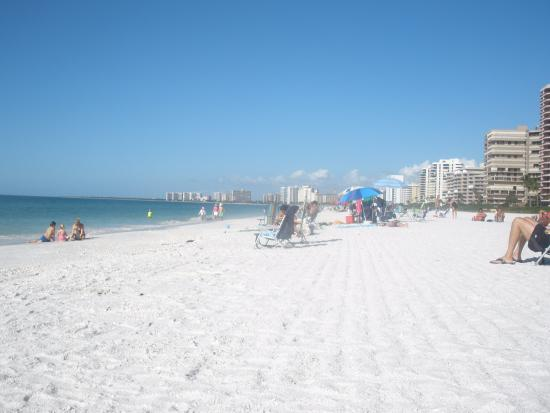 Picture Of South Marco Beach
