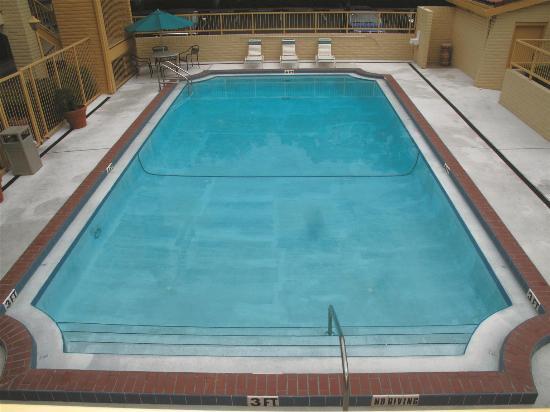 La Quinta Inn Tampa Bay Pinellas Park Clearwater: Pool view