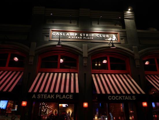 Gaslamp Strip Club, San Diego - Fotos, Número de