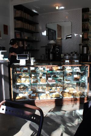 Photo of Cafe Ovenly at 31 Greenpoint Ave, Brooklyn, NY 11222, United States