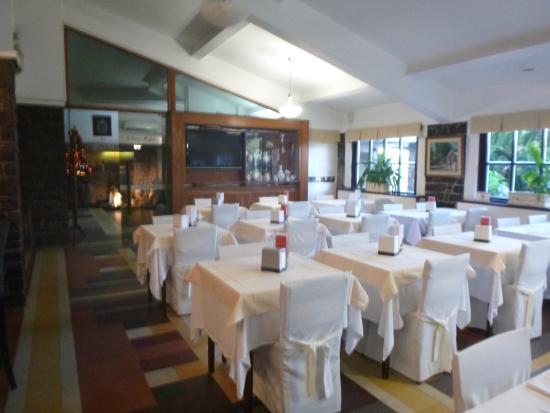 El Mirador Hotel and Spa: Comedor