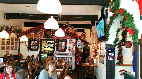 The Tumwater Inn Restaurant