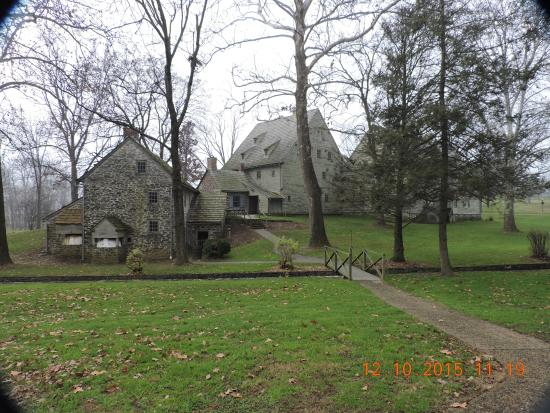 Ephrata, PA: Bakery, meeting house and sisters' house