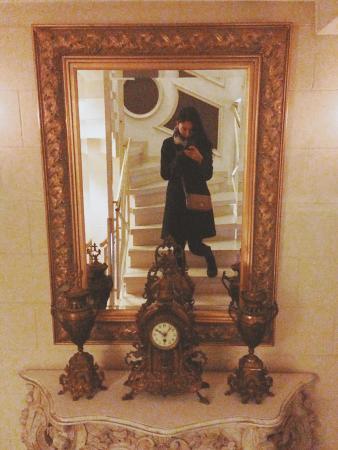 Hotel Heritage - Relais & Chateaux: интерьеры отеля