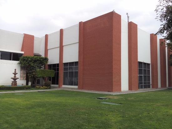 Holiday Inn San Luis Potosi Quijote: edificio principal