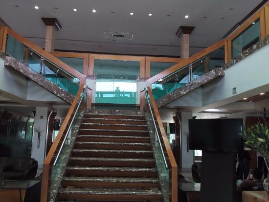 Holiday Inn San Luis Potosi Quijote: lobby