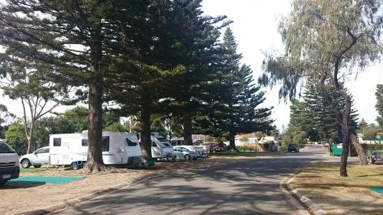 Victor Harbor Beachfront Holiday Park: December 2015
