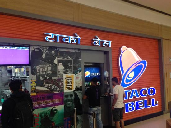 Taco Bell At Oberoi Mall