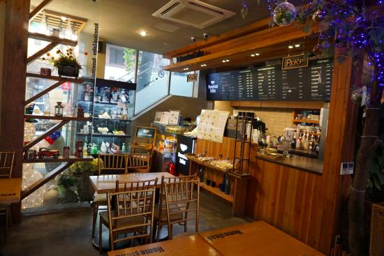 Homestead Coffee Apgujeong-dong