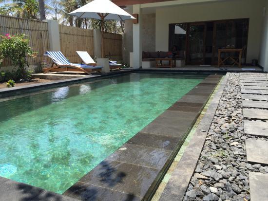 Kelapa Luxury Villas: Private pool
