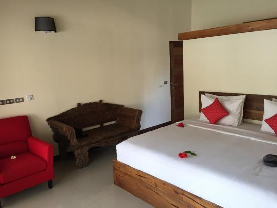 Kelapa Luxury Villas: Bed room