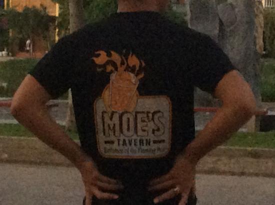 Moe's Tavern: Great staff