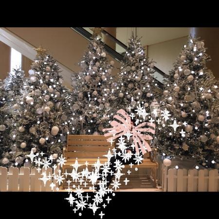 The Ritz-Carlton, Seoul: 豪華なクリスマス装飾