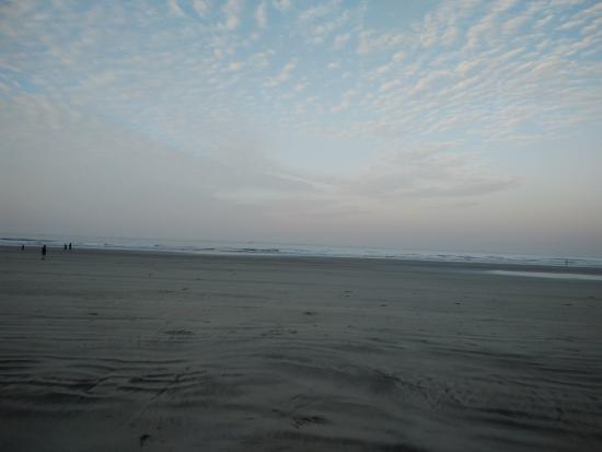 Murud, India: Beach