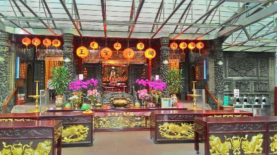 Bi Shan Yan Kai Jhang Sheng Wang Temple