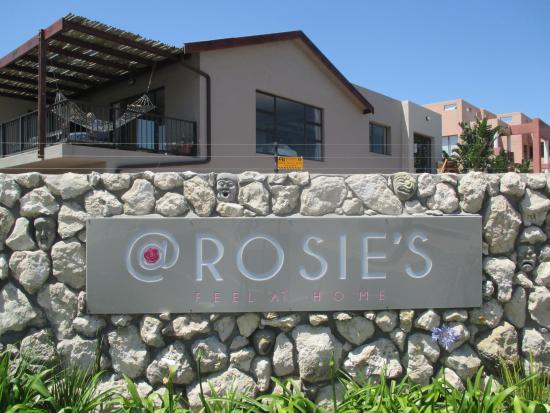 At Rosie's