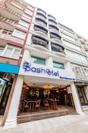 Pasha Moda Hotel : Hotel