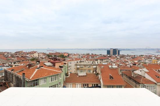 Pasha Moda Hotel: Hotel View