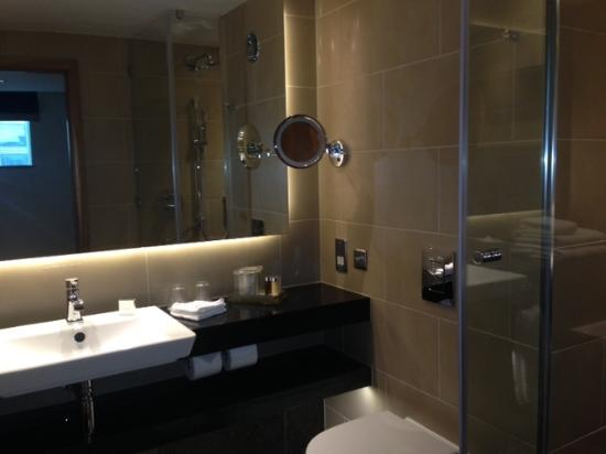 InterContinental London   The O2: High End Bathroom Tiling And Finishes