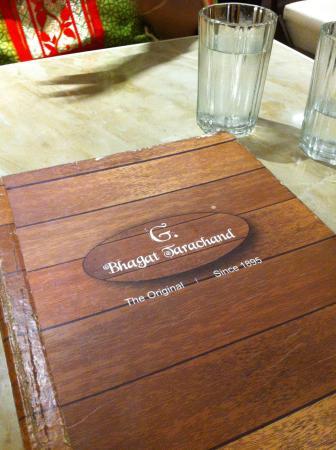 Hotel Shree G. Bhagat Tarachand Restaurant