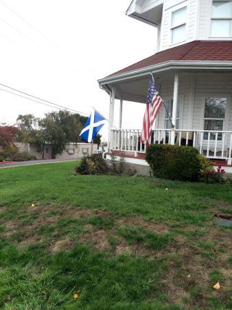 Coupeville, WA: Scottish Flag