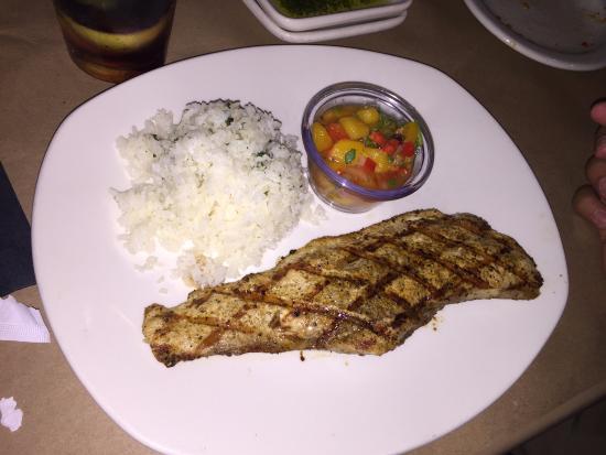Bonefish Grill: Chilean Sea bass