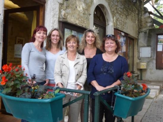Dieulefit, Frankreich: L'Équipe de l'Office de Tourisme