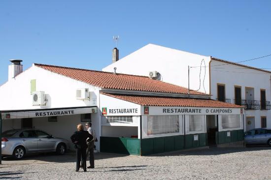 Portel, Portugal: Camponês