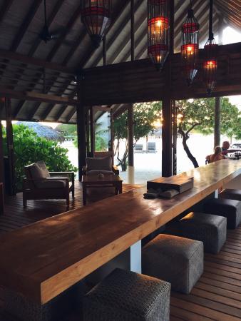 Cocoa Island by COMO: Bar
