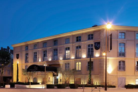 Grand Hôtel Roi René Aix-en-Provence Centre - MGallery By Sofitel : Hotel