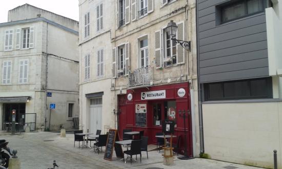Un joli et bon restaurant pr s du vieux port picture of restaurant au lr la rochelle - Restaurant vieux port la rochelle ...