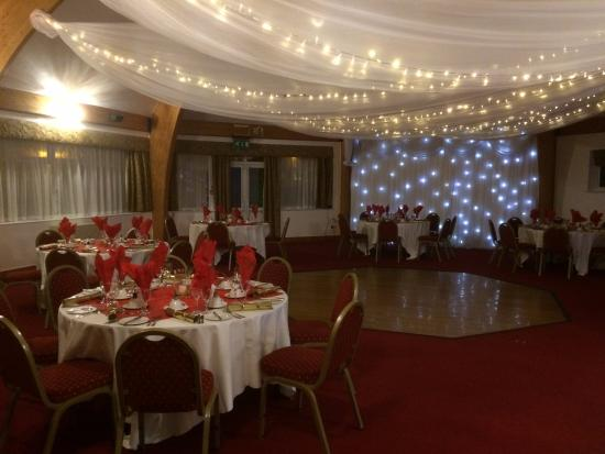 Little Silver Country Hotel: Banquet Room