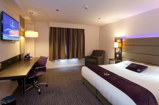Premier Inn Newport City Centre (Wales) Hotel