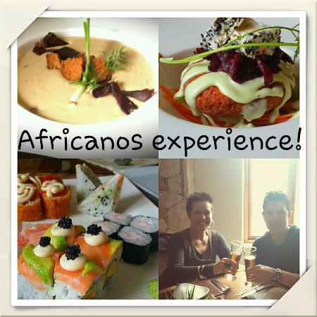 Addo, جنوب أفريقيا: Yummyness