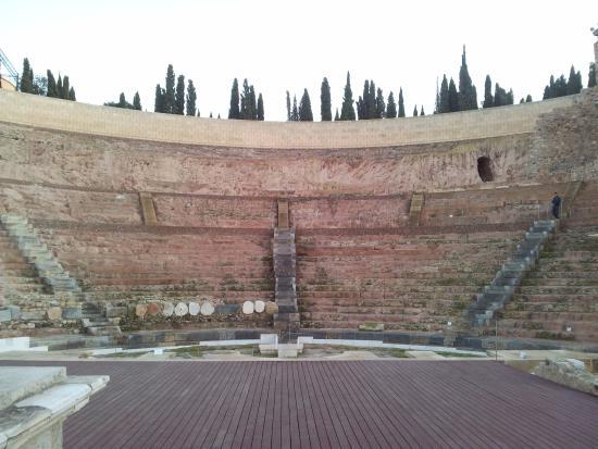 Teatro Romano Cartagena - Picture of Roman Theatre Museum ...