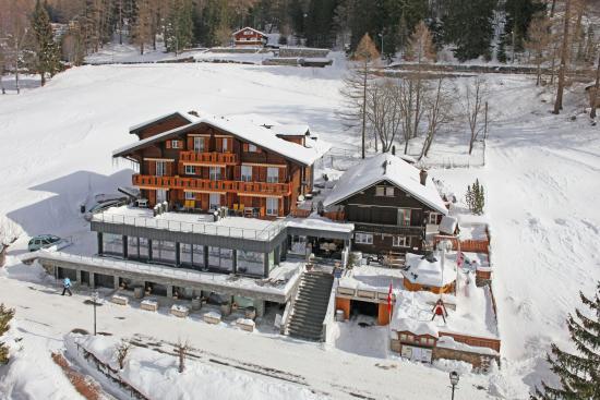 Photo of Hotel Waldhaus Leukerbad