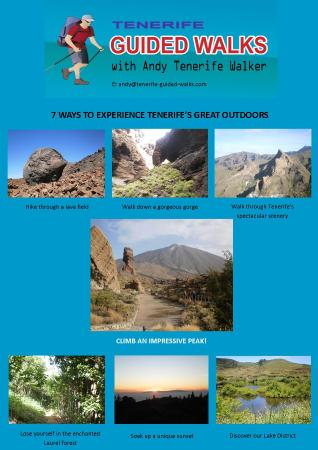 Tenerife Guided Walks Hikes 7 Ways To Enjoy Great Outdoors