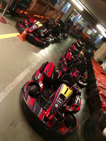 G1 Asia GoKart Center