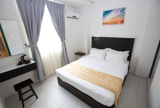 Kemaman District, Malaysia: Guest Room