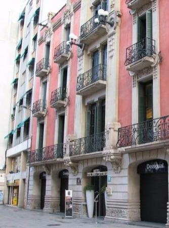 Catalonia Catedral: Главный вход.