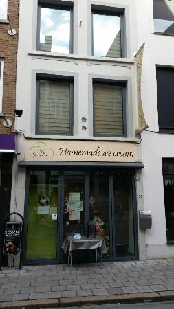 De Dry Hoedekens Homemade Ice Cream