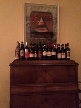 Trelleborg, Swedia: Italienske vin paradise