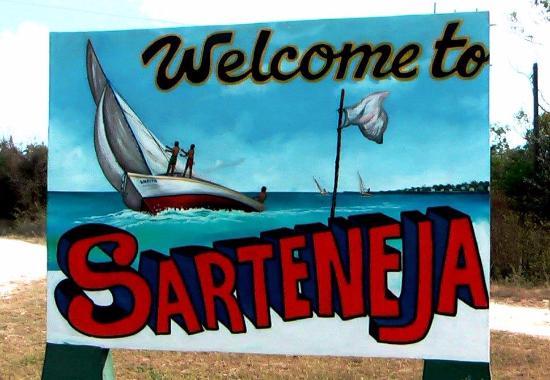 WIllkommen in Sarteneja