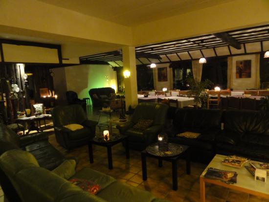 Hotel Le Montana : salle