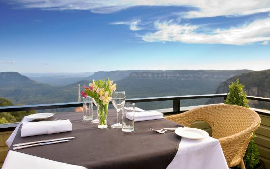 Echoes Restaurant - Blue Mountains