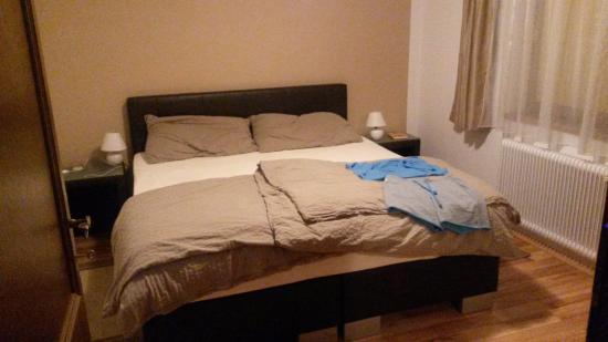 Pension Mühle: Bedroom