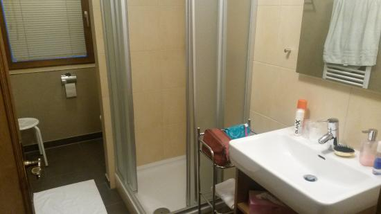 Pension Mühle: Bathroom