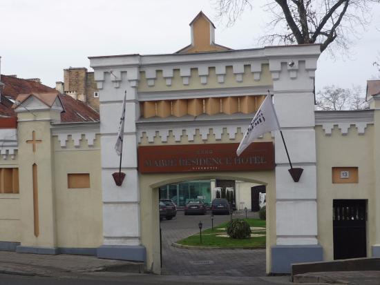 Mabre Residence Hotel : Отель