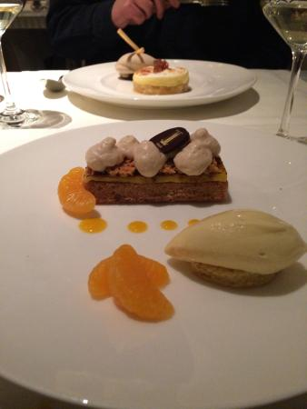 Grand Hotel du Lac: Dessert