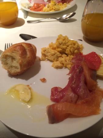 Grand Hotel du Lac: Breakfast